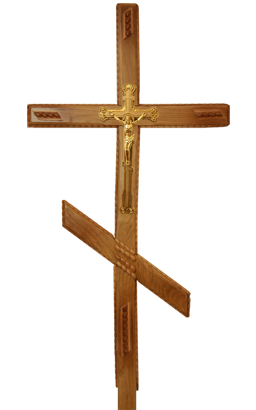 Православное распятие своими руками